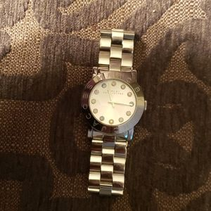 Marc by Marc Jacaobs ladies silver watch